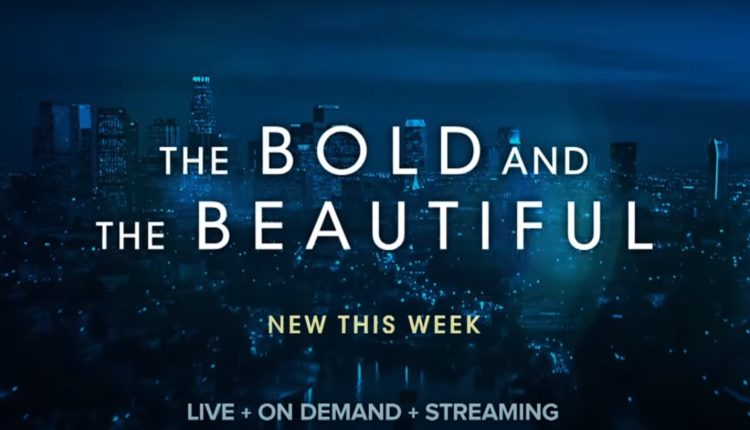 """CBS """"The Bold and the Beautiful"""" Spoilers"""
