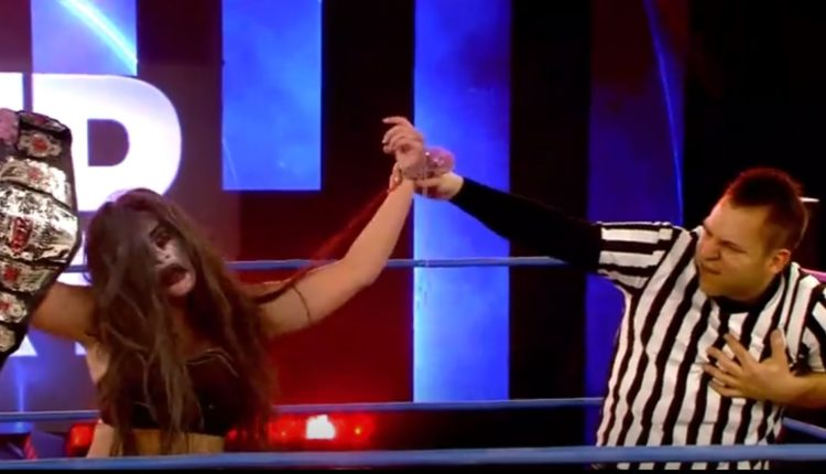 Impact Wrestling Bound For Glory Results (10/24) - Impact Knockouts Championship – Su Yung Defeated Deonna Purrazzo (w/Kimber Lee) by pinfall