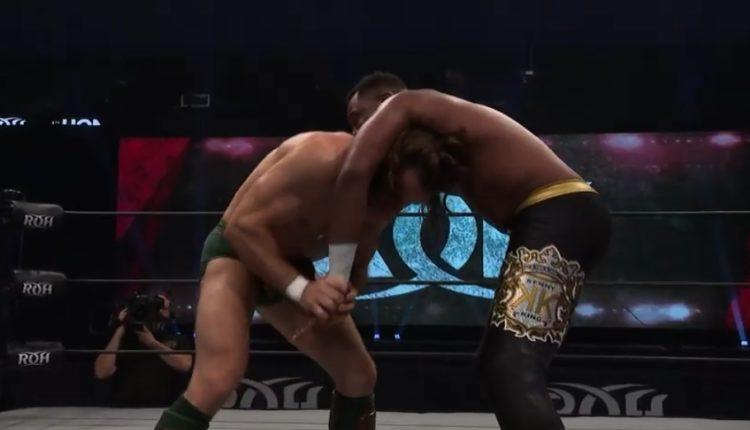Ring Of Honor Results: Rocky Romero & Kenny King vs. Rust Taylor & Dalton Castle