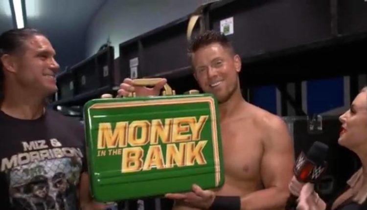The Miz WWE