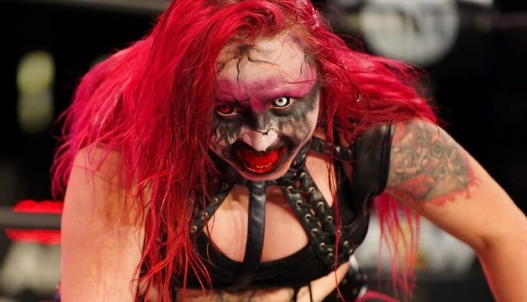 Abadon Suffered Serious Injury At AEW Tapping