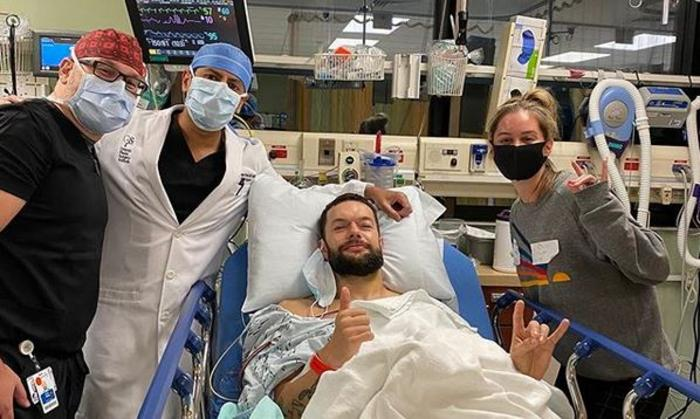 NXT Champion Finn Balor Undergoes Successful Jaw Surgery
