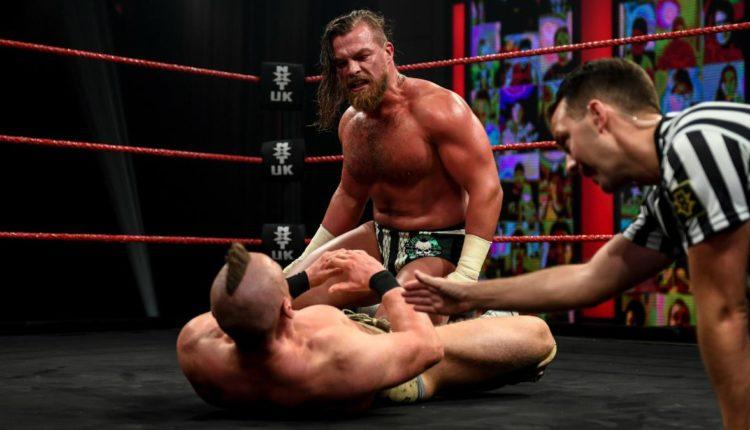 WWE NXT Results: Sam Gradwell vs. Joe Coffey