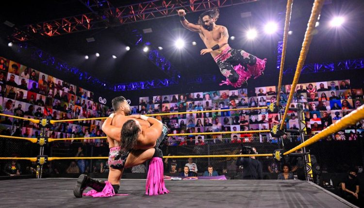 WWE 205 Live Results: Ever-Rise vs. The Bollywood Boyz