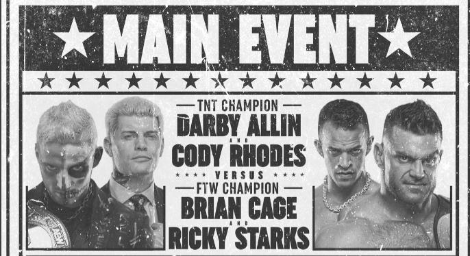 AEW Dynamite Results For 11/18/2020 [PAC vs. The Blade, Cody Rhodes & Darby Allin vs. Brian Cage & Ricky Starks)