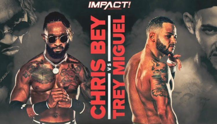 Impact Wrestling Preview (11/3) - Defeat Rohit Challenge; Trey Miguel vs. Chris Bey