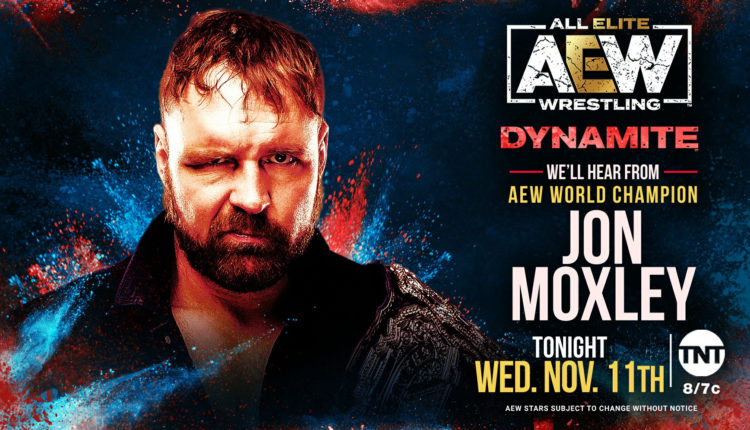 AEW Dynamite Results: Jon Moxley Speaks After 'I Quit' War