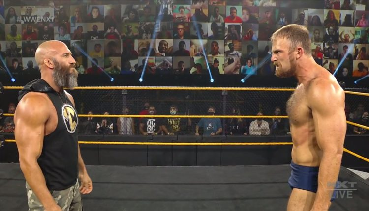 WWE NXT Results: Timothy Thatcher vs. August Grey, Tomasso Ciampa Lays Down Challenge - The Overtimer