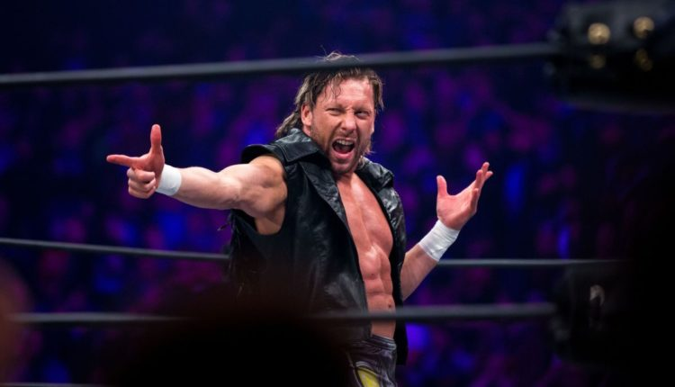 AEW Star Kenny Omega Has Been Working Through An Injury