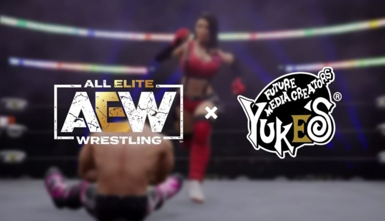 More Details On The Upcoming AEW Game, From Bryan Williams Of Yukes