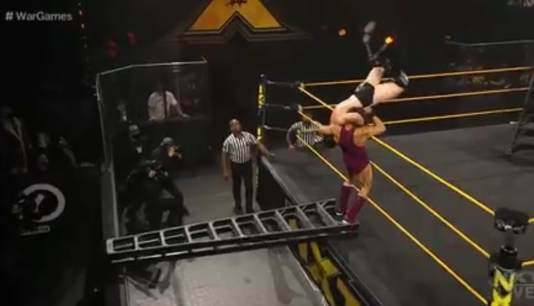 WWE NXT Results: Pete Dunne vs. Kyle O'Reilly [Ladder Match For War Games Advantage] - The Overtimer