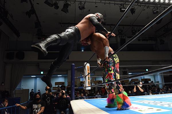 NJPW Best Of Super Juniors 27 Night Three: Ratings & Results [BUSHI vs. Hiromu Takahashi, SHO vs. Robbie Eagles]
