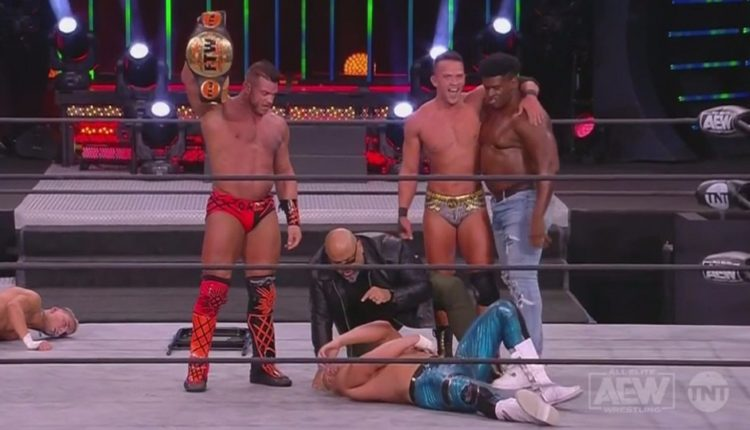 Is Team Taz vs. Nightmare Family Set To Become A Major Feud?