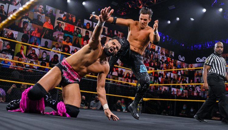 WWE 205 Live Results: Bollywood Boyz vs. Ever-Rise
