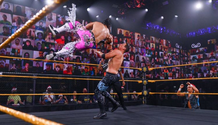 WWE 205 Live Results: Chase Parker vs. Sumir Singh