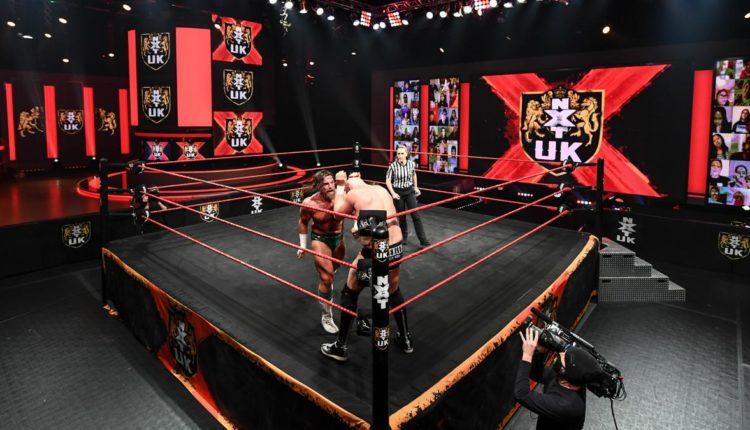 WWE NXT UK Results: Alexander Wolfe vs. Joe Coffey