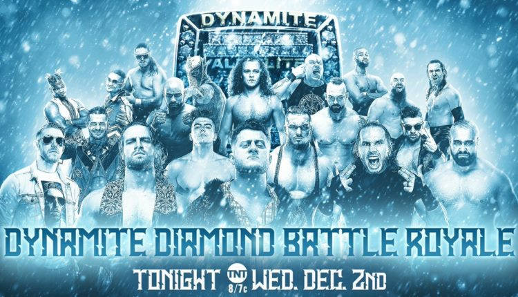 AEW Winter Is Coming Results: Dynamite Diamond Battle Royale