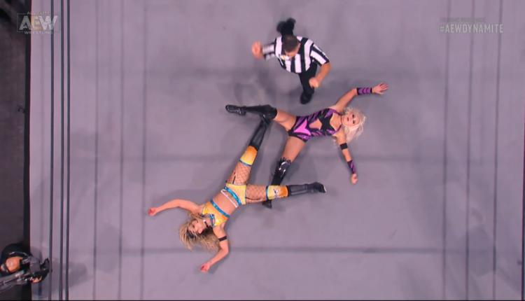 AEW Dynamite Results: Anna Jay & Tay Conti vs. Britt Baker & Penelope Ford
