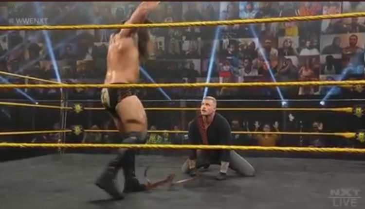 WWE NXT Results: Cameron Grimes vs. August Grey