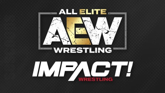 Three Huge Potential Matches From The AEW & Impact Wrestling Partnership