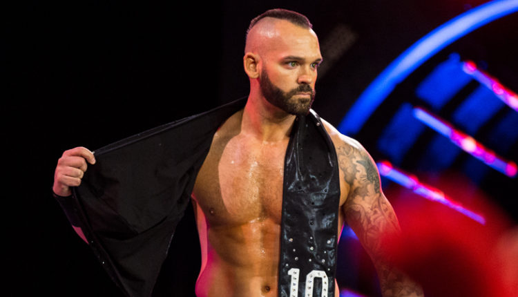 Shawn Spears Removed From AEW Roster
