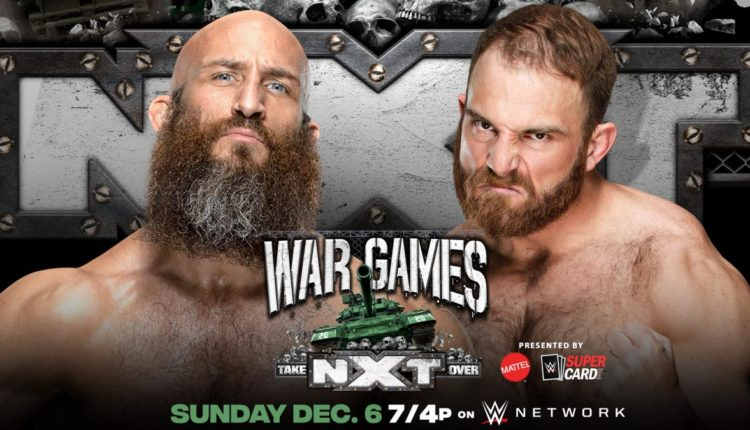 WWE NXT Takeover WarGames IV Results: Timothy Thatcher vs. Tommaso Ciampa