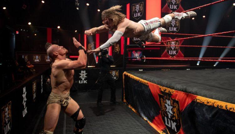 WWE NXT UK Results: Ben Carter vs. Sam Gradwell