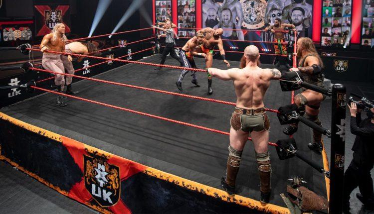 WWE NXT UK Results: The Hunt vs. Pretty Deadly vs. Flash Morgan Webster & Mark Andrews vs. Ashton Smith & Oliver Carter