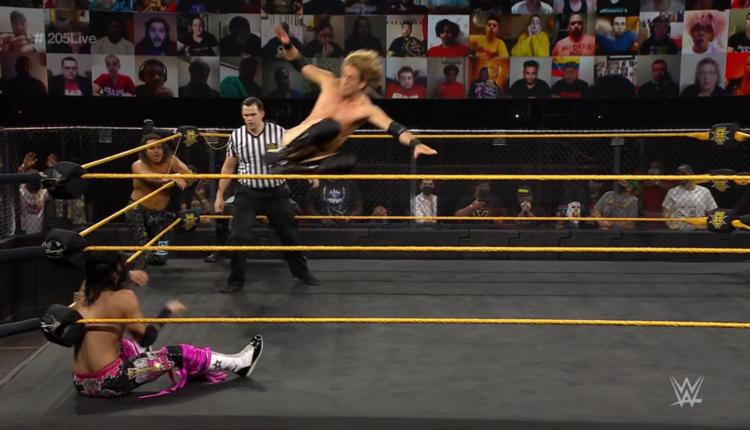 WWE 205 Live Results: Curt Stallion & Ever-Rise vs. Ariya Daivari & Bollywood Boyz