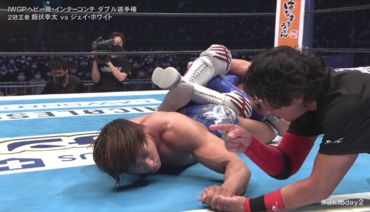 NJPW Wrestle Kingdom 15 Night Two: Results & Ratings [Kota Ibushi & Jay White Put On Classic Main Event, Hiromu Takahashi & Taiji Ishimori Boost Junior Heavyweight Division] (PART TWO)