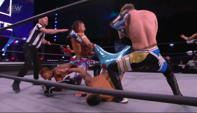 AEW Dynamite Results: Matt Hardy & Private Party vs. Matt Sydal & Top Flight