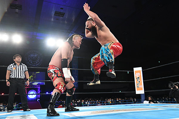 NJPW New Beginning In Nagoya: Results & Ratings [Undercard Tag Team Action, Hiroyoshi Tenzan & Great-O-Khan Deliever In Thrilling Brawl]