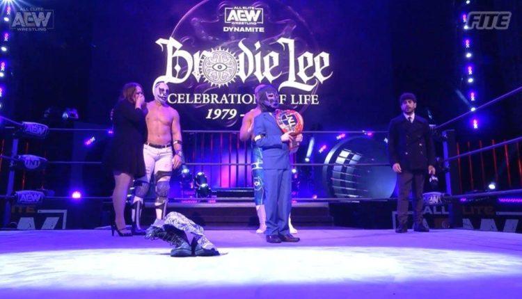 AEW To Retire Current TNT Championship Design & Debut New Belt Soon