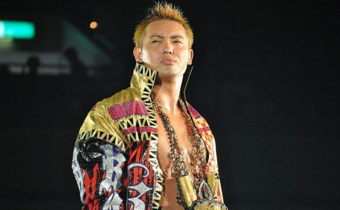 NJPW Ace Kazuchika Okada Wants Supershow With WWE, AEW, CMLL, & AAA