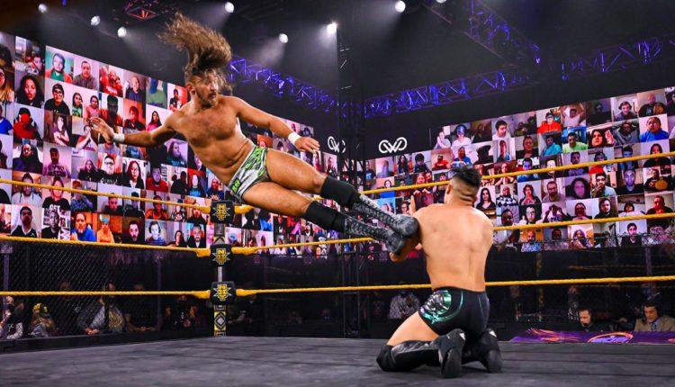 WWE 205 Live Results: August Grey vs. Jake Atlas
