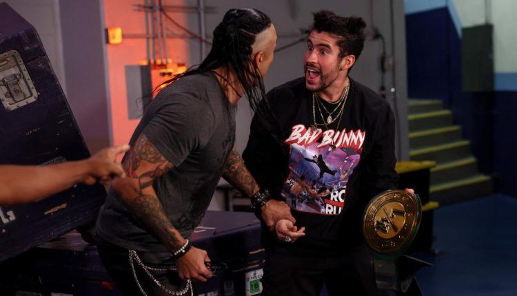 WWE 24/7 Champion Bad Bunny Releases New Music Video For LA NOCHE DE ANOCHE