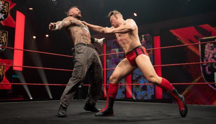 WWE NXT UK Results: Tyson T-Bone vs. Ilja Dragunov