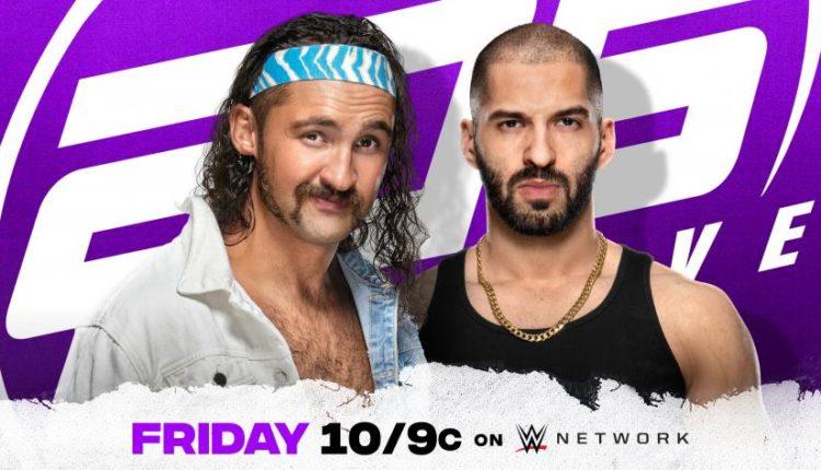 WWE 205 Live Results: Ariya Daivari vs. August Grey