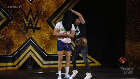 WWE NXT Results: Can Johnny Gargano Find Austin Theory?