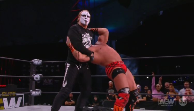 AEW Dynamite Results: Darby Allin & Sting Get Revenge On Team Taz