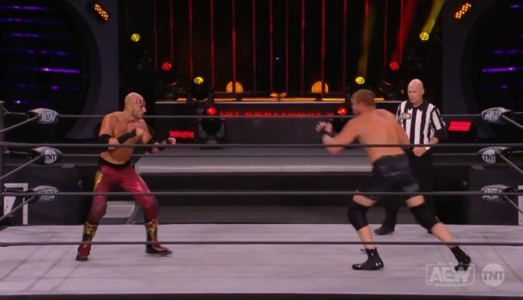 AEW Dynamite Results: Brandon Cutler vs. Jake Hager
