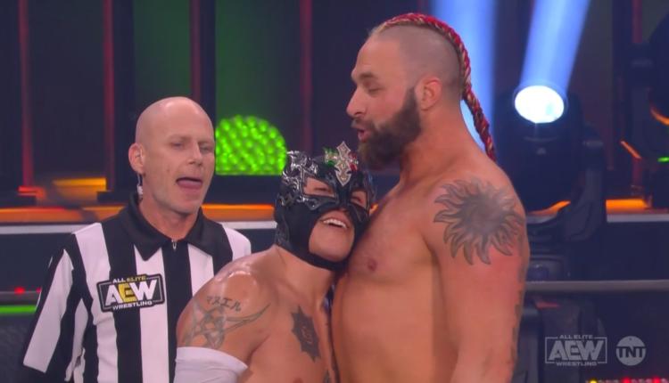 AEW Dynamite Results: Lance Archer vs. Rey Fenix