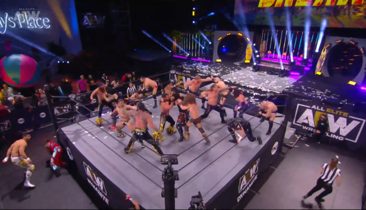 AEW Beach Break Results: Tag Team Battle Royale, Winner Gets Young Bucks At Revolution