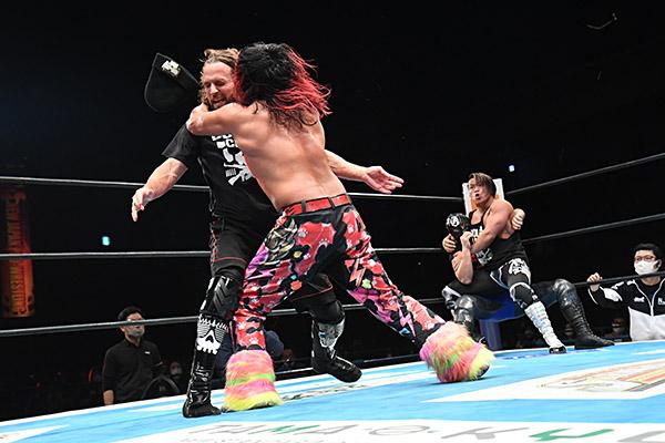 NJPW New Beginning In Hiroshima Night Two: Ratings & Results [Hiromu Takahashi & BUSHI Pick Up Issues With Taiji Ishimori & El Phantasmo In Undercard Clash]