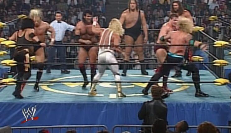 Into the Vault: WCW World War 3 1996