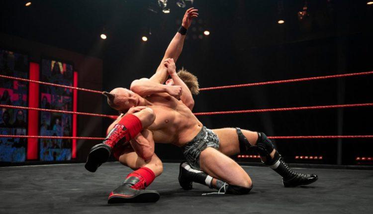 WWE NXT UK Results: Sam Gradwell vs. Ilja Dragunov