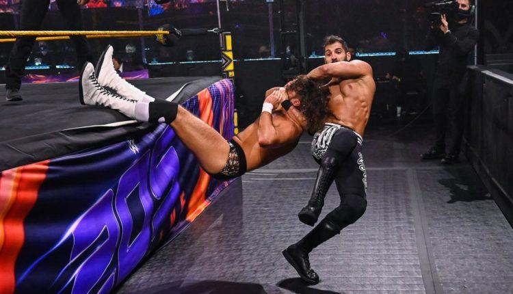 WWE 205 Live Results: August Grey vs. Ariya Daivari