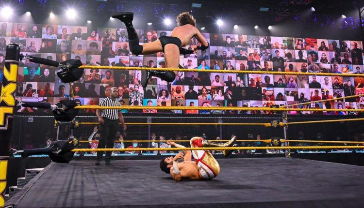 WWE 205 Live Results: Mansoor vs. Curt Stallion