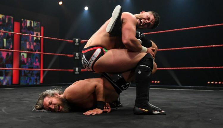 WWE NXT UK Results: Trent Seven vs. Jordan Devlin [NXT Cruiserweight Championship Match]