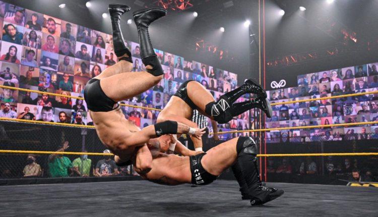 WWE NXT Tag Team Champion Danny Burch Injured